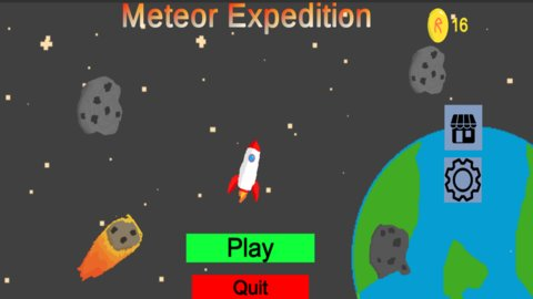 meteor expedition游戏